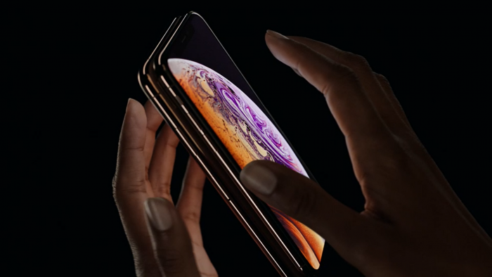 iPhone Xs und iPhone Xs Max (Bild: Apple)